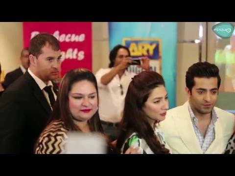 Ho Mann Jahaan Press Conference in Dubai