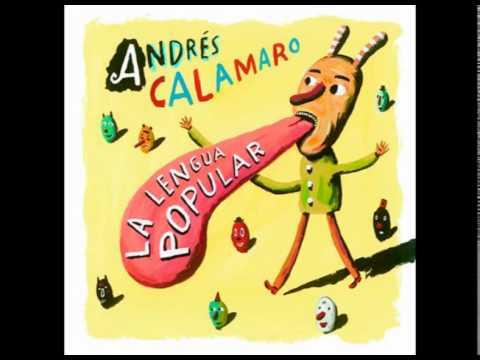 Andres Calamaro - La Mitad Del Amor