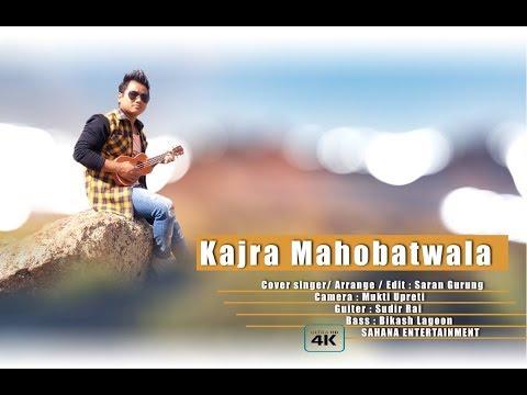 Kajra Mahobbat Wala By Saran Gurung | Hindi Cover Song 2018 | Asha Bhosle and Shamshad Begum