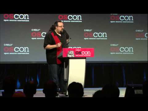 "OSCON 2012: Chris DiBona, ""How Good Is Your Internet, Really?"""