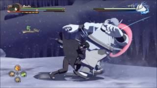 Naruto Storm 4 Road To Boruto Walkthough Part 1(Japanese dub, no commentary)