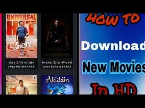How to download movies in HD in 1 min thumbnail