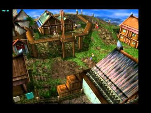 Skies of Arcadia rodando lindamente no PC