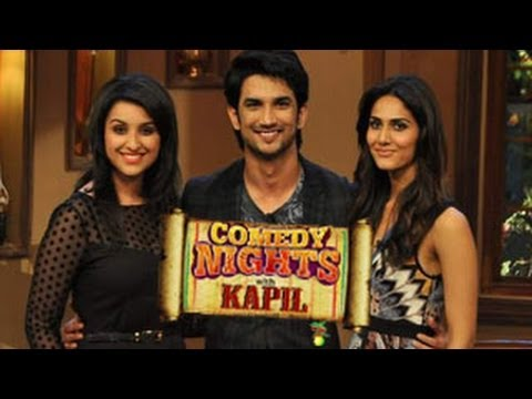 Comedy Nights with Kapil 30th August 2013 FULL EPISODE - CELEBRITY SPECIAL