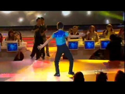 JORGE bailando Merengue