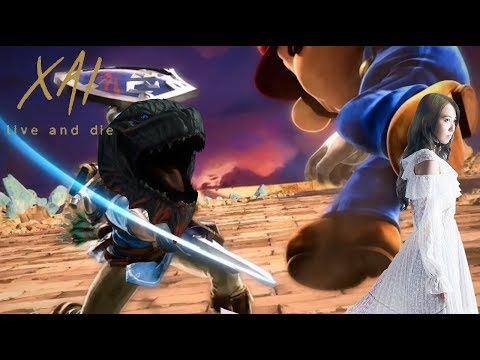 Smash Bros Ultimate - Live And Die