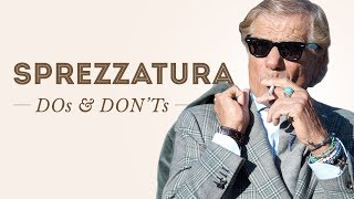 Sprezzatura Explained – DOs & DON'Ts – The Art Of Looking Effortless + How To Pull It Off