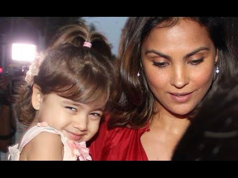 Lara Dutta Talks About her Daughter Saira and Husband Mahesh | SpotboyE