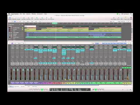 Static Mix in Logic 9
