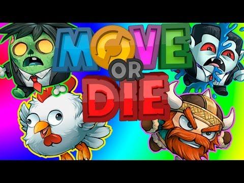 Move or die - НОВЫЕ ВОЗМОЖНОСТИ!! (ДИКИЙ УГАР!) #4