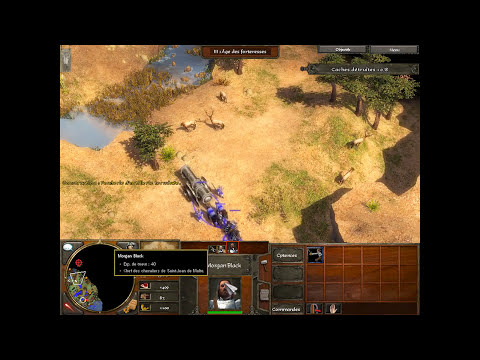 Rom1screed ~ Let's play   Age of Empires III   Episode 1