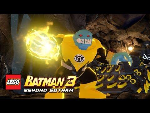 Lego Batman 3 Beyond Gotham Superboy Lego Batman 3 Beyond
