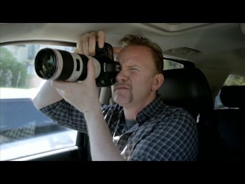 Morgan Spurlock Inside Man: Day in the life of a paparazzo