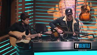 Ryan Hurd Performs 34 To A T 34 Acoustic The Ty Bentli Show