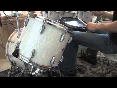 Beginner Double Bass Drum Fills - Free Bass Drum Lessons
