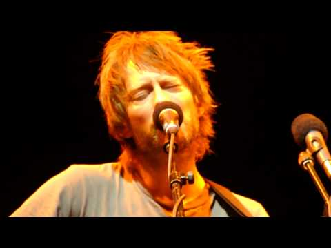 thom yorke - cambridge - give up the ghost Video
