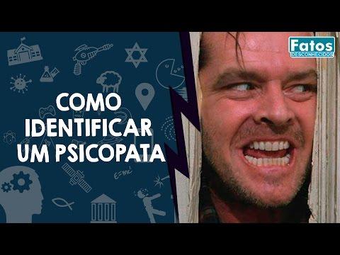 Como identificar um psicopata?