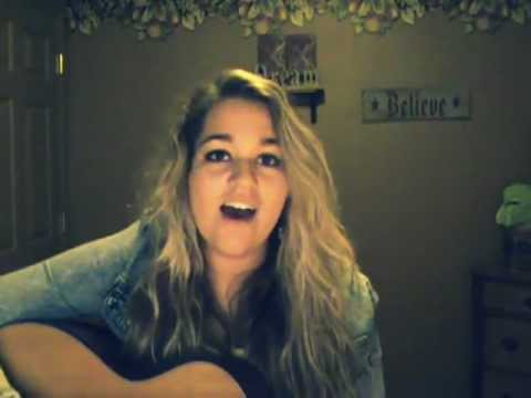 Even If It Breaks Your Heart (eli Young Band)-dani Jamerson Cover video
