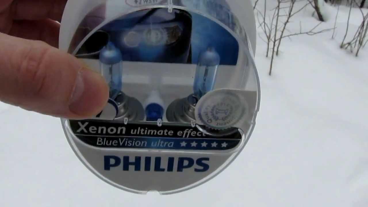 test philips blue vision ultra h7 vs philips vision h7. Black Bedroom Furniture Sets. Home Design Ideas