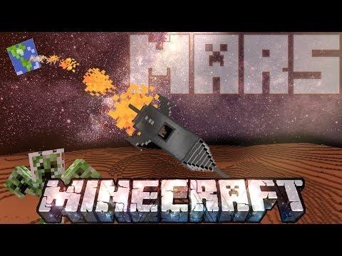 Minecraft ITA - Mod #7: Galacticraft Mars
