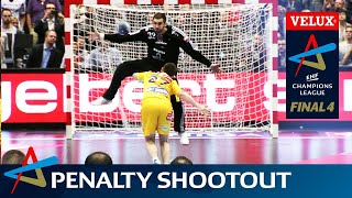 Dramatic penalty shootout in the final | Final | VELUX EHF FINAL4 2016