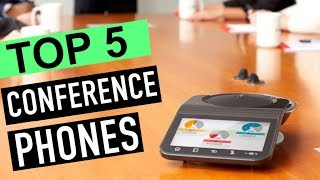 BEST 5: Conference Phones 2018