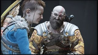 Happy Fathers Day: God Of War