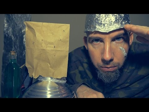 A Nefarious Interrogation with The Tin Foil Hat Society