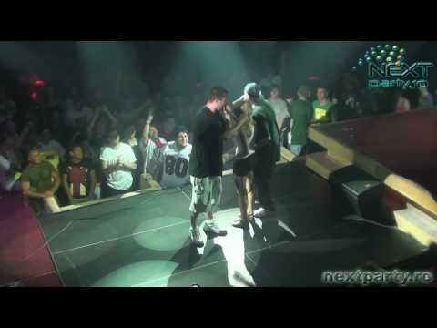 Parazitii Club Maxx 18.06.2010 Live video