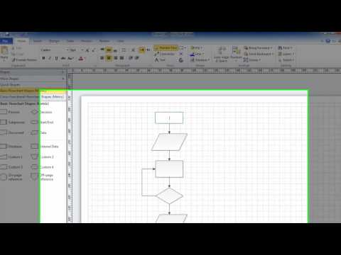 Visio 2010 Tutorials - INTRODUCTION