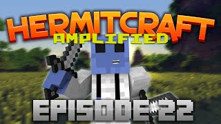 Hermitcraft: FISHY IS ALIVE! Ep. 22 (Hermitcraft Vanilla Amplified)