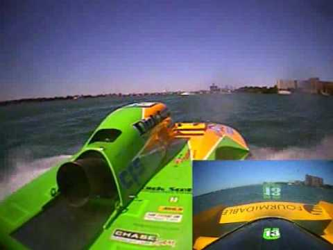 2008 APBA Gold Cup Heat 3A Video