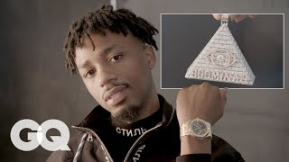 Metro Boomin Shows Off His Insane Jewelry Collection | GQ