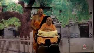 Guruhari Darshan 18 Sep 2014, Sarangpur, India