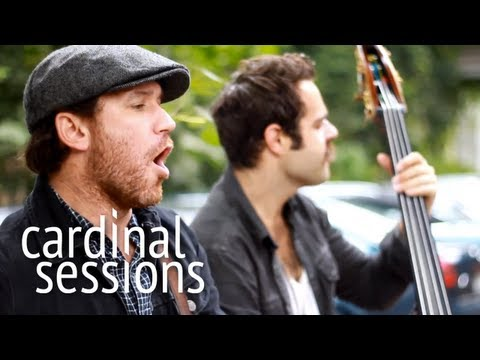 Chuck Ragan - Nomad By Fate - CARDINAL SESSIONS
