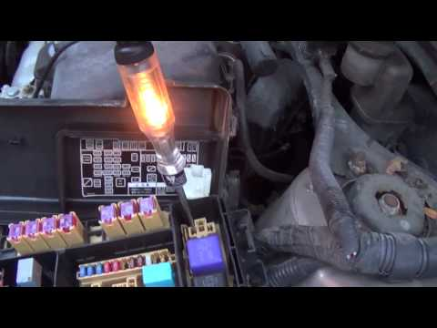 Cooling Fan Stuck-On Case Study: '04 Toyota Highlander