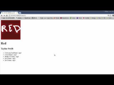 Django Tutorial for Beginners - 22 - Simple Form