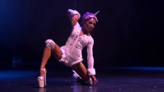Amy Hazel - Miss Pole Dance Australia - 2nd Runner Up