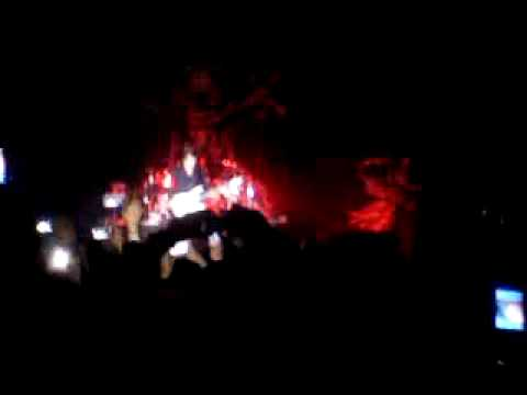 Arch Enemy - Christopher Amott Solo (Live Bogota 2009)