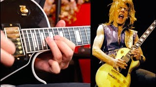 I'm DONE Faking This Lick #2 -Crazy Train Solo Ending