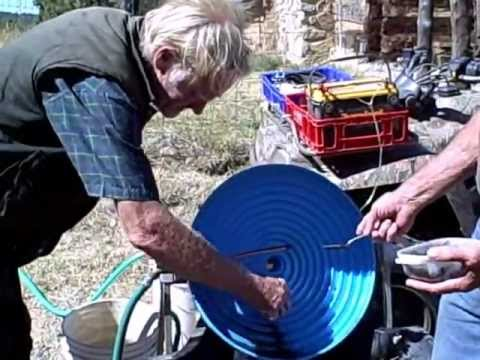 Gold Prospectors in Pinos Altos, NM - Oct 06 2007