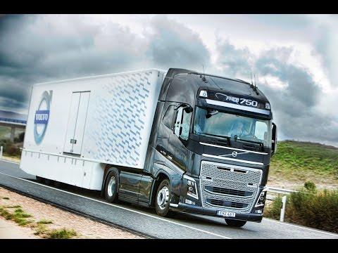 Prueba del Camión Volvo FH16 750 GLOBETROTTER XL