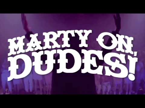 "SendXHelp #Filmbot15 w/ Marty Murawski ""Marty On Dudes"""