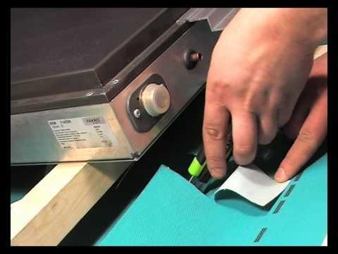 FAKRO napkollektorok -- SKW napkollektor beépítése