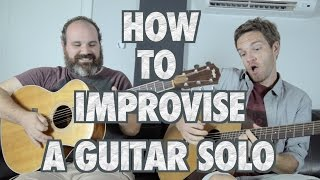 Download Lagu How to Improvise a Guitar Solo Gratis STAFABAND