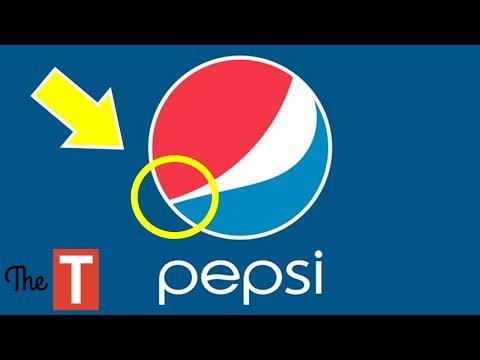 15 Secret Messages In Famous Logos