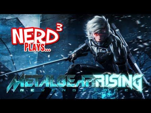 Nerd ³ Plays... Metal Gear Rising: Revengeance