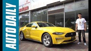 Ford Mustang 2018 thứ 2 về Việt Nam, giá hơn 2 tỷ đồng |AUTODAILY.VN|