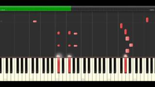 Jorge Mendez Midnight Piano Tutorial Sad Piano