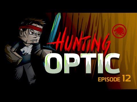Minecraft: Hunting OpTic IM DIRECTLY UNDER THEM Episode 12